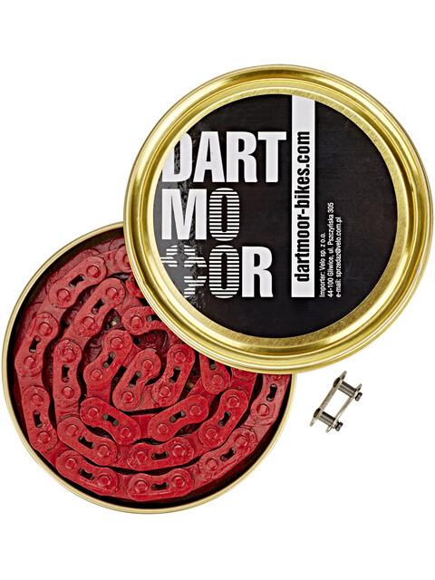 Dartmoor Core ketting 1/8 inch rood